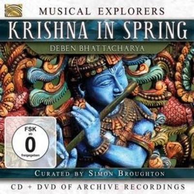 Krishna In Spring (Cd+Dvd)