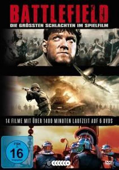 Battlefield - Die größten Schlachten im Spielfilm