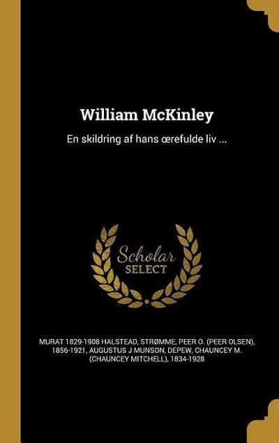 NOR-WILLIAM MCKINLEY