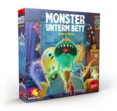 Monster unterm Bett (Kinderspiel)