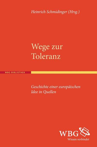 Wege zur Toleranz