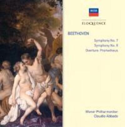 Sinfonien 7+8/Die Geschöpfe Des Prometheus