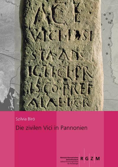 Die zivilen Vici in Pannonien