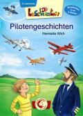 Lesepiraten - Pilotengeschichten