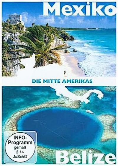 Die Mitte Amerikas, 1 DVD