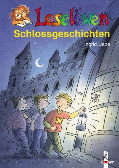 Leselöwen-Schlossgeschichten