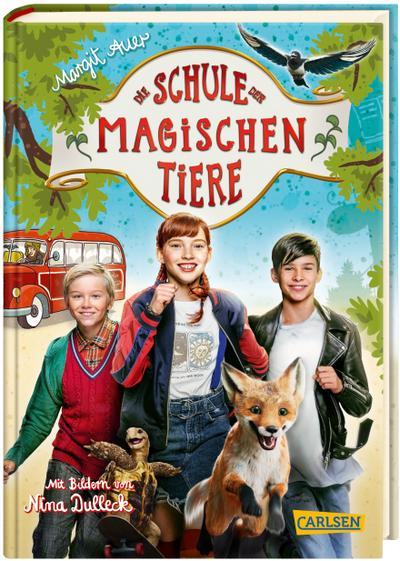 Die Schule der magischen Tiere: Das Buch zum Film