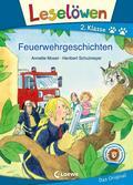 Leselöwen 2. Klasse - Feuerwehrgeschichten