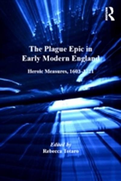 Plague Epic in Early Modern England