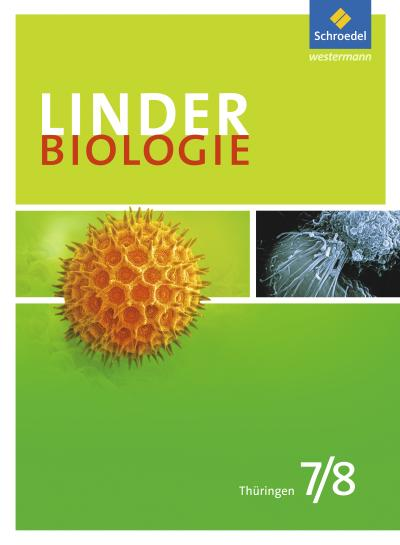 LINDER Biologie 7 / 8. Schülerband. Thüringen
