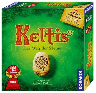 Keltis - der Weg der Steine (Spiel)