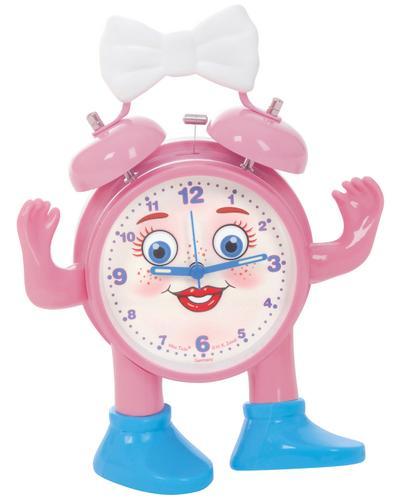 Technoline Miss Ticki Wecker, Bunt - Technoline - Housewares, Deutsch, Hans Karl Zeisel, Die erste Uhr für Kinder, Die erste Uhr für Kinder