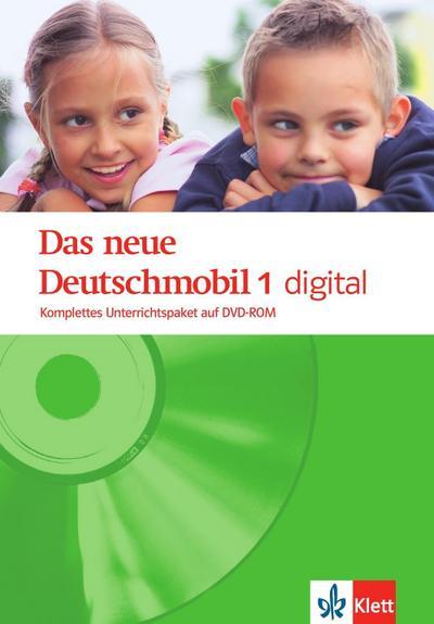 Das neue Deutschmobil Das neue Deutschmobil 1 digital, DVD-ROM