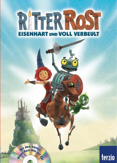 Ritter Rost: Ritter Rost: Eisenhart und voll verbeult (Buch mit CD)