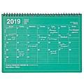 MARK'S 2019 Tischkalender M Green
