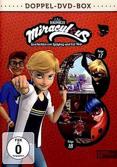 Miraculous-DVD-Doppel-Box-Folgen 17+18