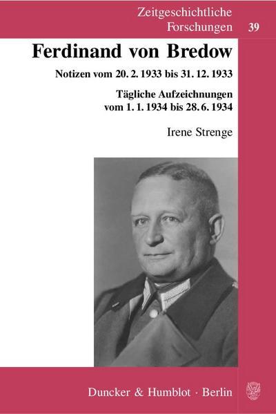 Ferdinand von Bredow.