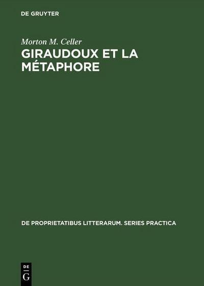 Giraudoux et la métaphore