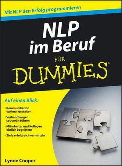 NLP im Beruf für Dummies