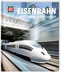 WAS IST WAS Band 54 Eisenbahn. Auf Schienen i ...