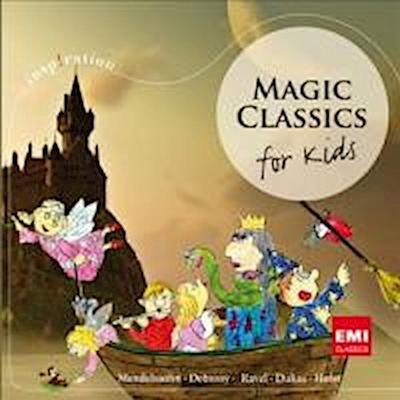 Magic Classics-For Kids - Plg Classics (Warner) - Audio CD, Deutsch, Various, ,