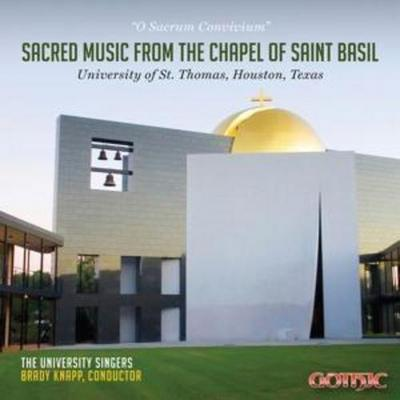 Sacred Music From The Chapel Of St.Basil