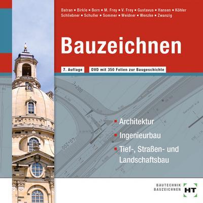 Bauzeichnen. DVD-ROM