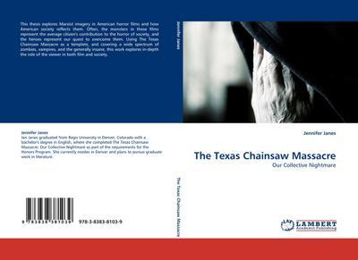 The Texas Chainsaw Massacre - Jennifer Janes