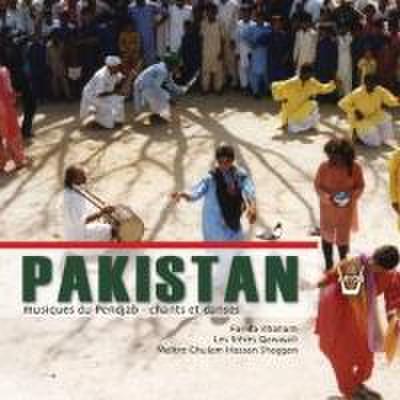 Pakistan-Musik aus der Provinz Punjab