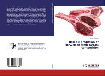 Reliable prediction of Norwegian lamb carcass composition