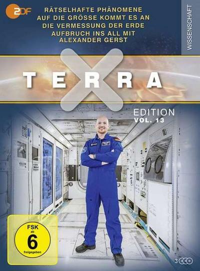 Terra X - Rätselhafte Phänomene / Auf die Größe kommt es an / Die Vermessung der Erde / Aufbruch ins All