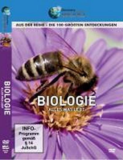 Biologie - Alles was lebt - Aus der Reihe Die 100 größten Entdeckungen