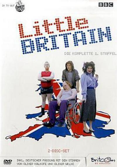 Little Britain - Die komplette 1. Staffel
