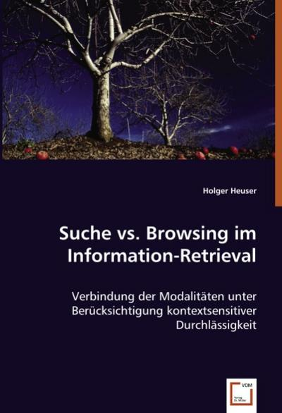 Suche vs. Browsing im Information-Retrieval