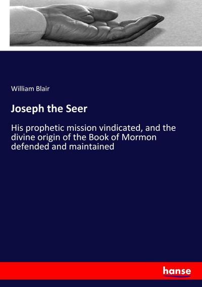 Joseph the Seer