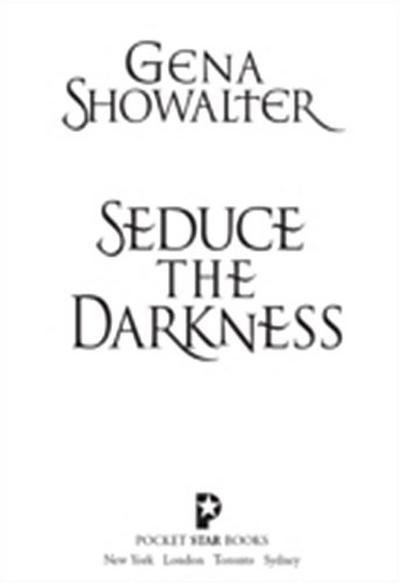 Seduce the Darkness