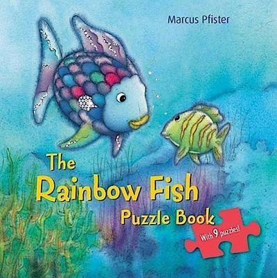 The Rainbow Fish Puzzle Book (Rainbow Fish (North-South Books))