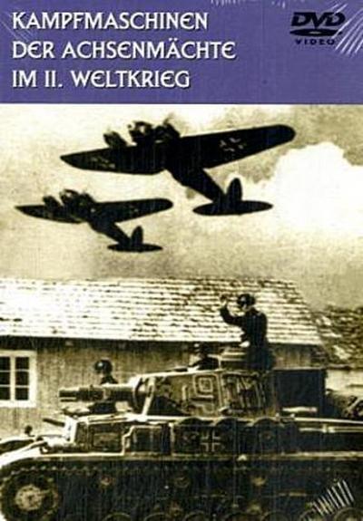 Kampfmaschinen der Achsenmächte