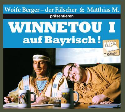 Winnetou I auf bayrisch, Audio, MP3