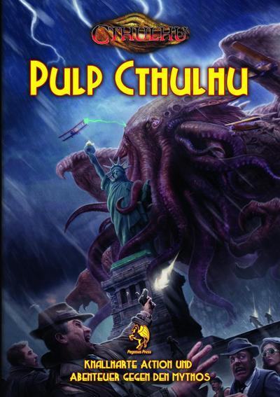 Cthulhu: Pulp Cthulhu (Hardcover) *limitierte Ausgabe*