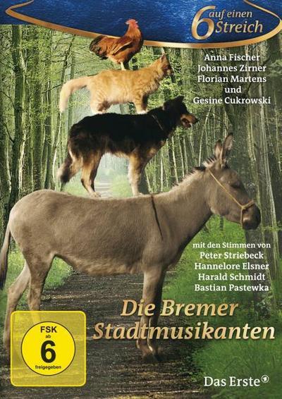 Die Bremer Stadtmusikanten - Sechs auf Einen Streich II