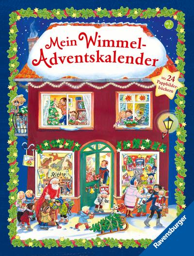 Mein Wimmel-Adventskalender