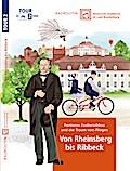 Radtouren durch historische Stadtkerne im Land Brandenburg Tour 2 - Durch Ribbeck, Rheinsberg, Rathenow<BR>