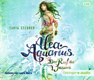 Alea Aquarius 01. Der Ruf des Wassers (4 CD)