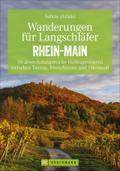 Wanderungen für Langschläfer Rhein-Main