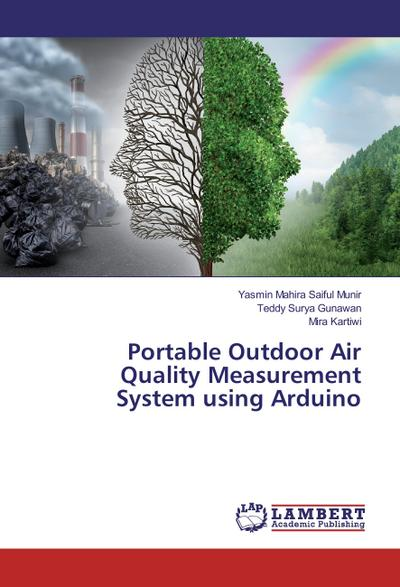 Portable Outdoor Air Quality Measurement System using Arduino