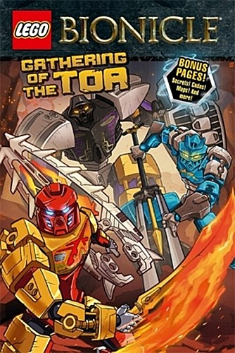 LEGO Bionicle - Gathering of the Tor Ryder Windham