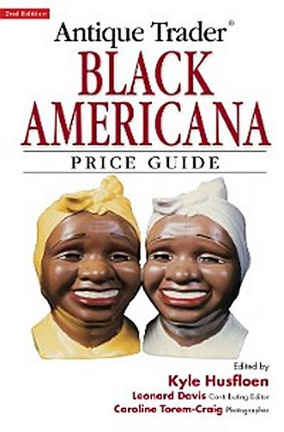 Antique Trader Black American Price Guide