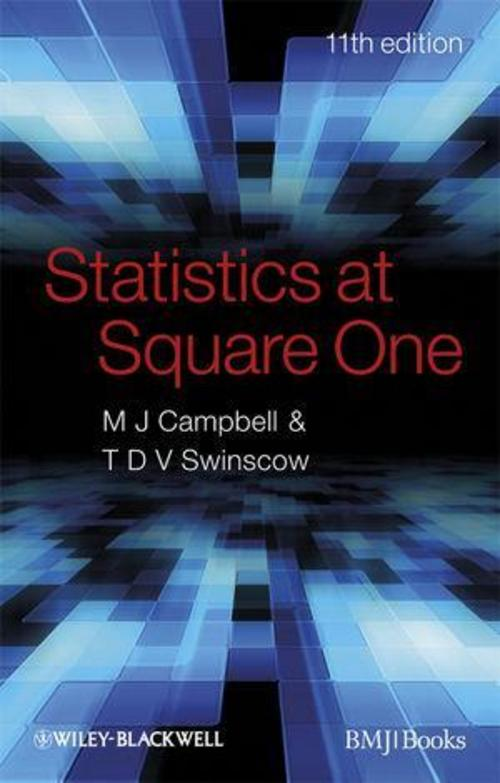 Statistics at Square One Michael J. Campbell