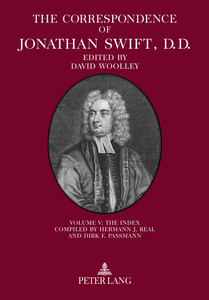 The Correspondence of Jonathan Swift, D. D. | David Woolley |  9783631568729